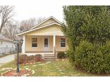 5152 Rosslyn Ave, Indianapolis, IN 46205