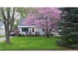 5833 Norwaldo Ave, Indianapolis, IN 46220