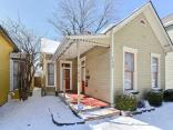 735 Fletcher, INDIANAPOLIS, IN 46203