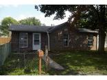 3307 S Mcclure St, INDIANAPOLIS, IN 46221