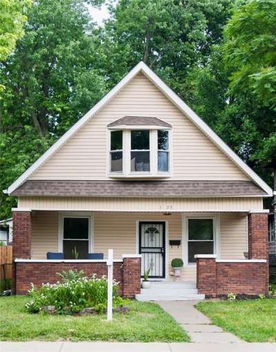 1405 N Jefferson Avenue, Indianapolis, IN 46201