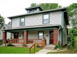 852 N Temple Ave, INDIANAPOLIS, IN 46201