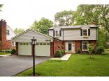 5942 Hillside Avenue West Dr, Indianapolis, IN 46220