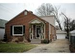 4861 N Rosslyn Ave, Indianapolis, IN 46205