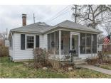 6103 Crittenden Avenue, Indianapolis, IN 46220
