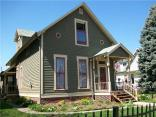 1644 N Delaware St, Indianapolis, IN 46202