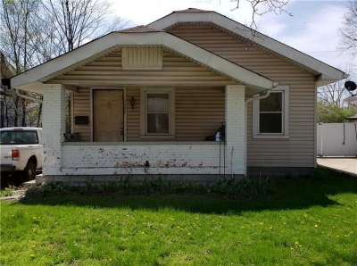 3627 W Creston Drive, Indianapolis, IN 46222