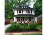 5543 Carrollton Ave, INDIANAPOLIS, IN 46220
