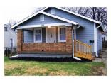 632 S Irvington Ave, INDIANAPOLIS, IN 46219