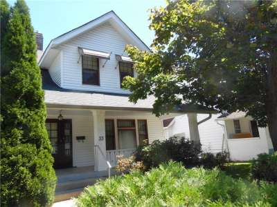 33 N Wallace Avenue, Indianapolis, IN 46201