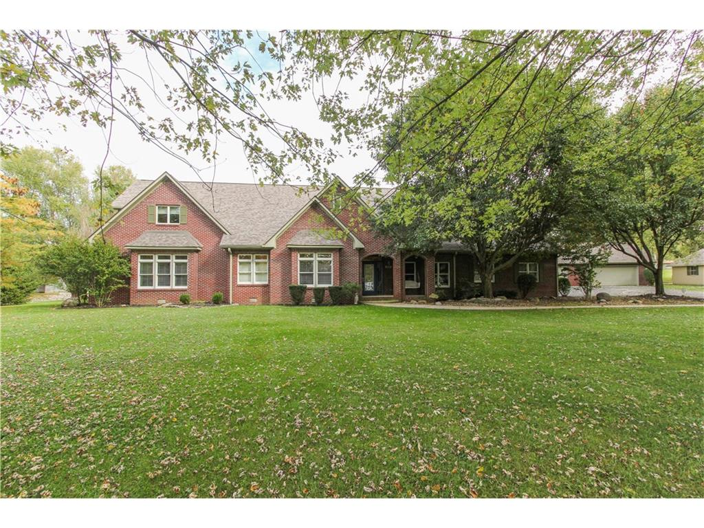 6411 perrault drive indianapolis in m s woods for Bloomington indiana home builders