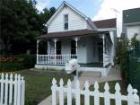 1639 Bellefontaine St, Indianapolis, IN 46202