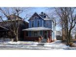 1841 N Delaware St, Indianapolis, IN 46202