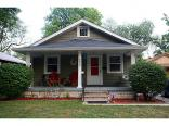 4825 Norwaldo Ave, INDIANAPOLIS, IN 46205