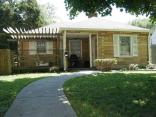 849 Berkley Rd, INDIANAPOLIS, IN 46208