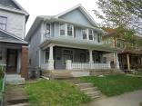 1422 & 1424 East Ohio Street, Indianapolis, IN 46201