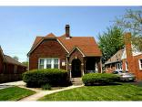1210 N Shannon Ave, Indianapolis, IN 46201