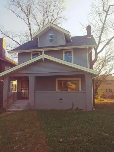 3635 N Birchwood Avenue, Indianapolis, IN 46205