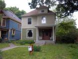 592 Woodruff Place Middle Dr, Indianapolis, IN 46201