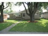 2219 Fisher, INDIANAPOLIS, IN 46224