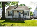 2013 Glenridge Dr, Indianapolis, IN 46218