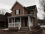2033 Bellefontaine St, INDIANAPOLIS, IN 46202