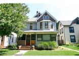585 Woodruff Place Middle Dr, Indianapolis, IN 46201