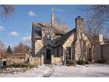 5563 N Pennsylvania St, Indianapolis, IN 46220