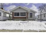 219 S 6th Ave, Beech Grove, IN 46107
