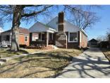 1237 N Downey Ave, Indianapolis, IN 46219