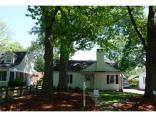 5927 Norwaldo Ave, Indianapolis, IN 46220