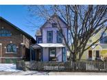 735 N Park Ave, Indianapolis, IN 46202