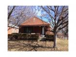 4613 Rosslyn Ave, INDIANAPOLIS, IN 46205
