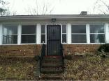 1638 N Warman Ave, Indianapolis, IN 46222