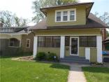 4258 Carrollton Ave, Indianapolis, IN 46205