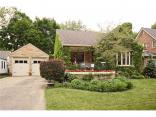 173 W Westfield Blvd, Indianapolis, IN 46208
