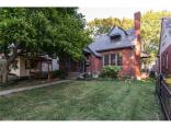 611 Woodruff Place West Drive, Indianapolis, IN 46201