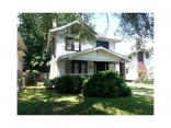 4166 Carrollton, INDIANAPOLIS, IN 46205
