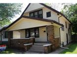 812 N Parker Ave, Indianapolis, IN 46201