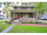 3431 Winthrop Ave, Indianapolis, IN 46205