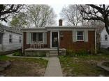 5062 Evanston, INDIANAPOLIS, IN 46205