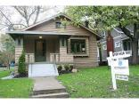 1118 Newman St, Indianapolis, IN 46201