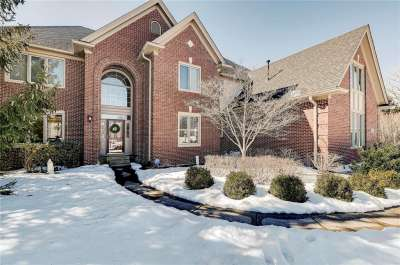 12506 W Kelly Place, Fishers, IN 46038