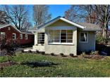 6028 Evanston Ave, Indianapolis, IN 46220