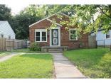 4334 Norwaldo Ave, Indianapolis, IN 46205