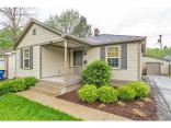 5816 Rosslyn Ave, INDIANAPOLIS, IN 46220