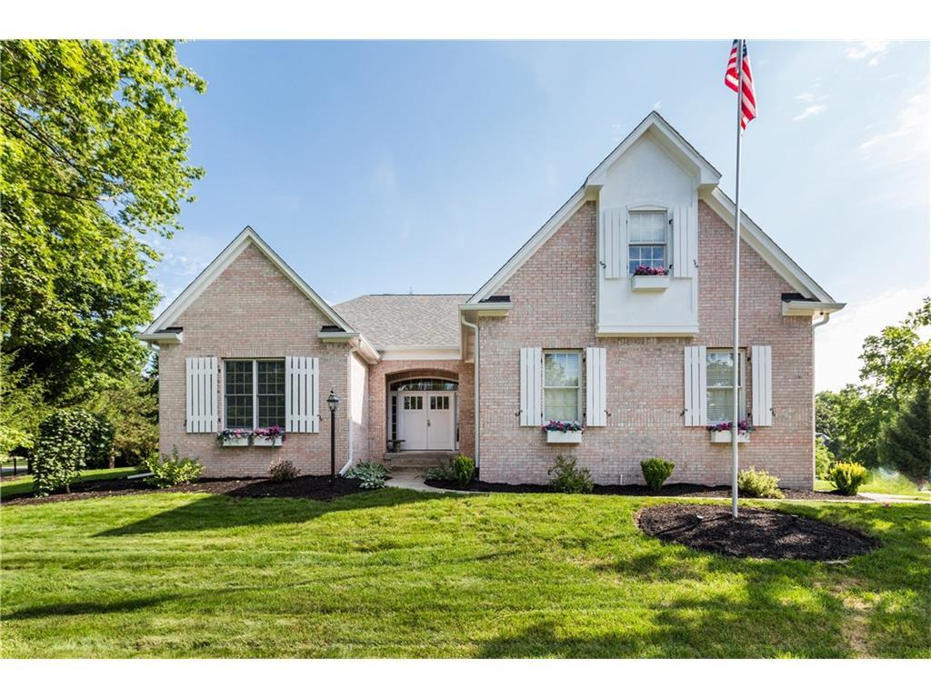 1348 sullivans ridge zionsville in home for sale m s woods