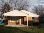 5853 Rosslyn Ave, Indianapolis, IN 46220