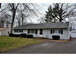 2728 Canterbury Ln, Indianapolis, IN 46220