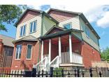 1517 N Alabama St, INDIANAPOLIS, IN 46202